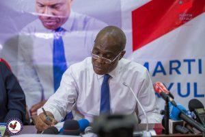 Élections, Machine à voter, Lamuka