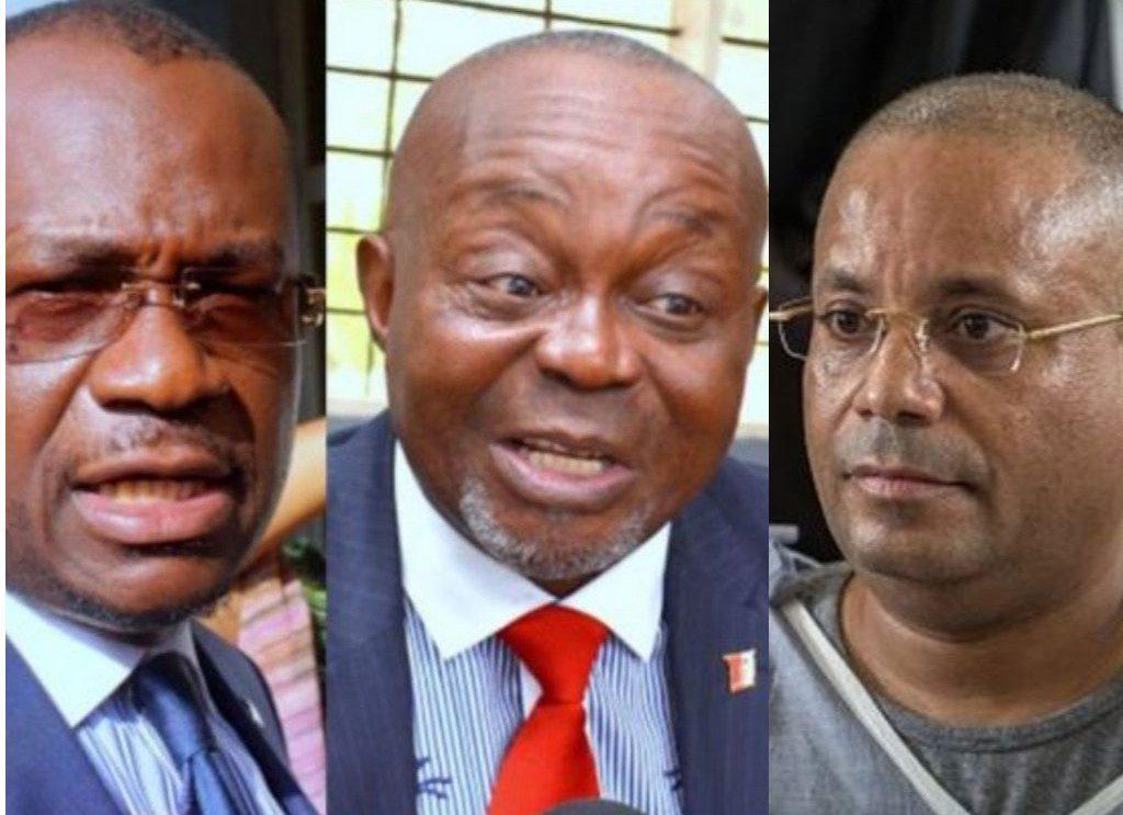 Crise à l'Alternance pour la République : Jean-Claude Muyambo demande à Sesanga et Ewanga de démissionner