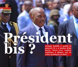 Kabila, Gouvernement