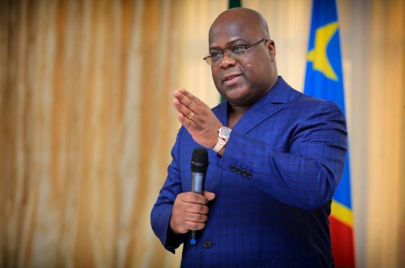 Transports: Tshisekedi ordonne la fermeture des ports illégaux - CAS-INFO.CA