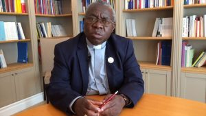 Ebola, Mgr François Xavier Maroy